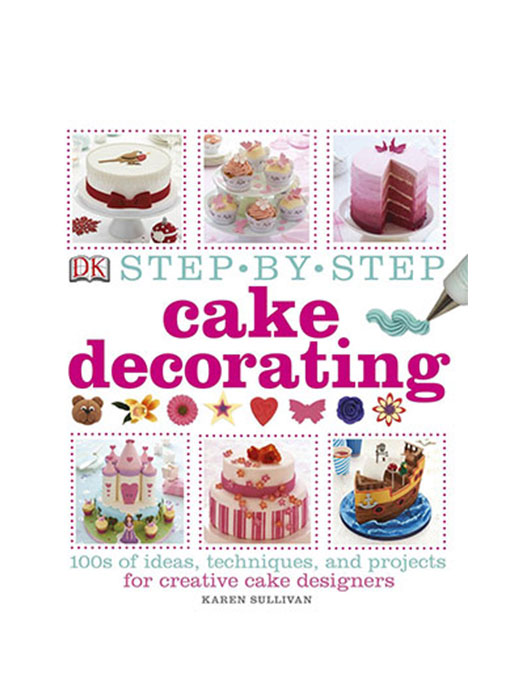 Christmas Cake Decorating Step By Step : Books Magazines   Learn   Home